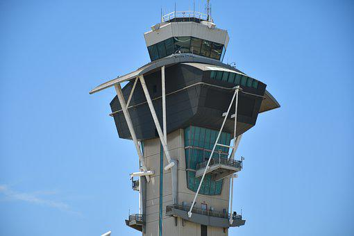 Control Tower, Airport Tower