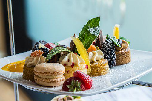 Luxury, Sweets, Pastry, Strawberry, Delicious, Food