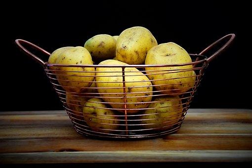 Potatoes, Food, Vegetables, Eat, Fries, Nutrition, Cook
