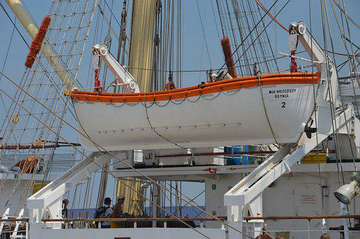 Boat, Ship, Sailboat, Sailing, Mast, Equipment