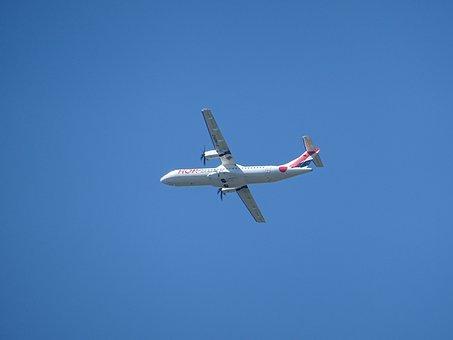 Aircraft, Propeller, Propeller Plane, Aircraft Noise