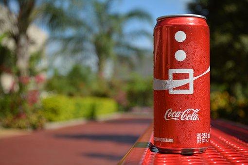 Coca Cola, Soda, Soft Drink, Photo, Power, Aluminum