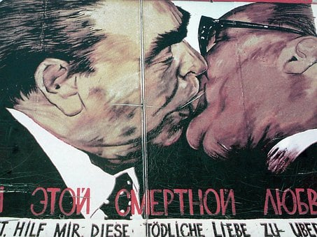 Hallo, Berlin Wall, Germany, Contemporary Witnesses
