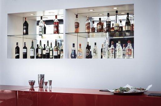 The Bottle, Alcohol, The Drink, Bar, Bottle, Drinks