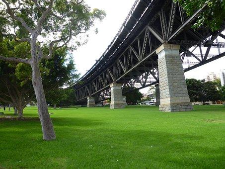 Australia, Bridge, Sydney, North Sydney
