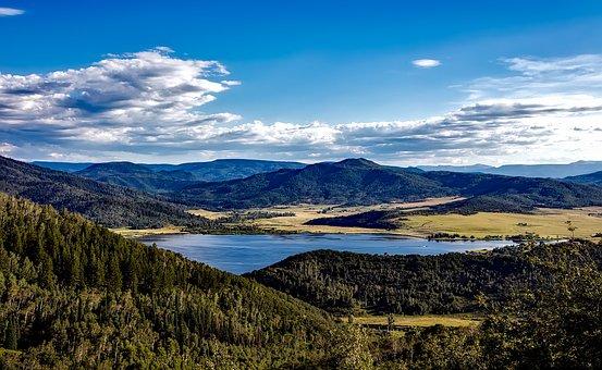Lake Catamount, Colorado, Landscape, Scenic, Nature
