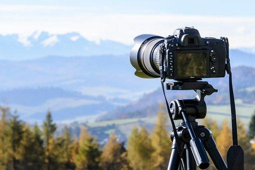 Camera, Photo, Nature, Landscape, Digital