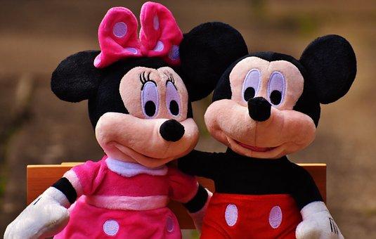 Mickey Mouse, Disney, Mickey, Minnie, Mice, Cute
