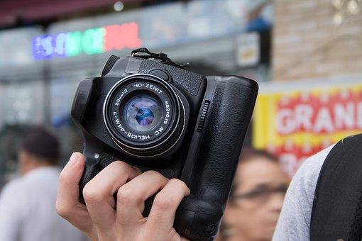 Camera, Canon, Nikon, Street, Photographer, Photography