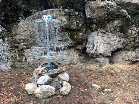 Disc, Golf, Sport, Game, Target, Park, Recreation