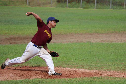 Baseball, Sport, Male, Ball, Team, Game, Competition