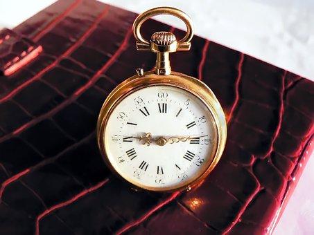 Watch, Watch-fob, Pocket Watch, Jewellery