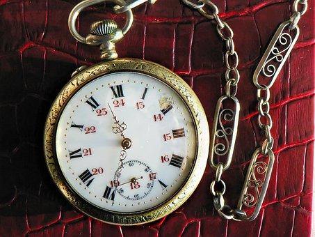 Watch, Watch-fob, Watches Pocket, Jewellery