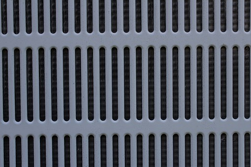 Air Conditioner, Grate, Pattern, Abstract, Background