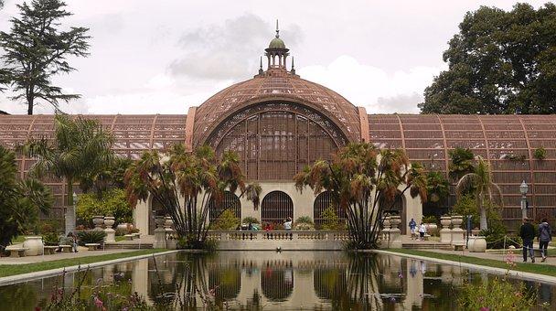 Balboa, Architecture, San Diego, Museum, Park, Historic