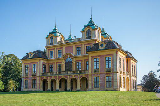 Concluded Favorite, Ludwigsburg Germany, Castle