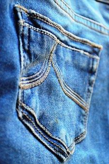 Jeans, Blue, Pocket, Fashion, Clothing, Casual, Denim