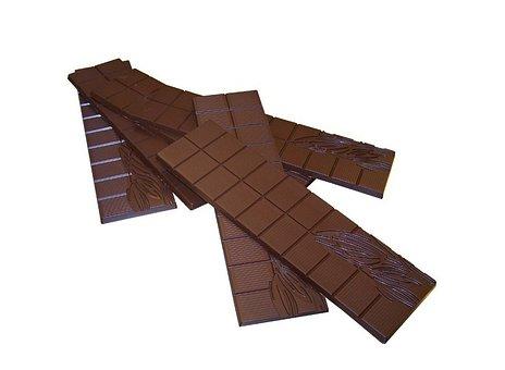 Chocolate, Chocolate Bar, Zartbitterschookolade