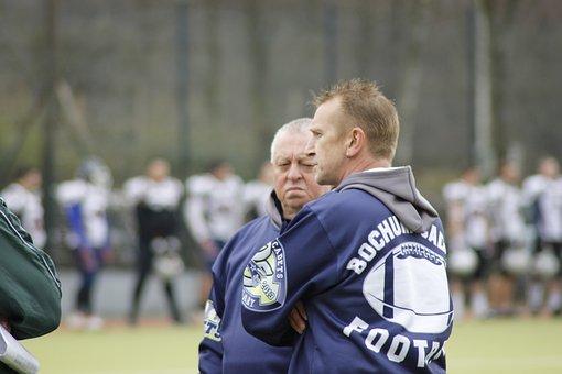 Football, Coach, Cadet, Bochum