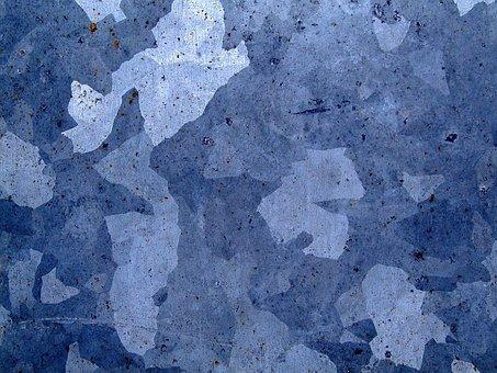 Galvanized, Zinc, Coating, Protection, Corrosion, Rust
