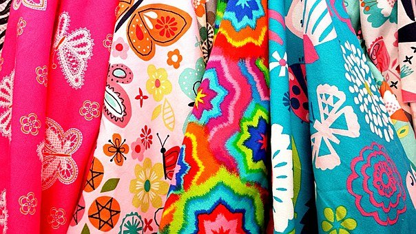 Fabric, Cloth, Textile, Clothing, Pattern, Design