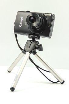 Camera, Digital Camera, Canon, Digital, Picture, Device