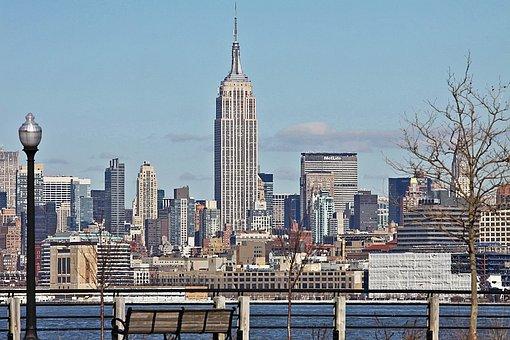 Manhattan, New York, Empire State Building, Tower