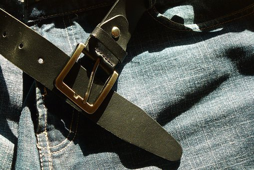 Belt, Leather, Jeans, Pants, Garment, Fashion
