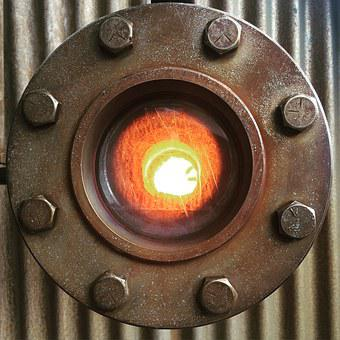 Burner, Flange, Gas, Industry, Technology, Industrial