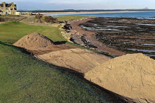 Golf, Golf Course, Green, Course, Grass, Sport, Sky