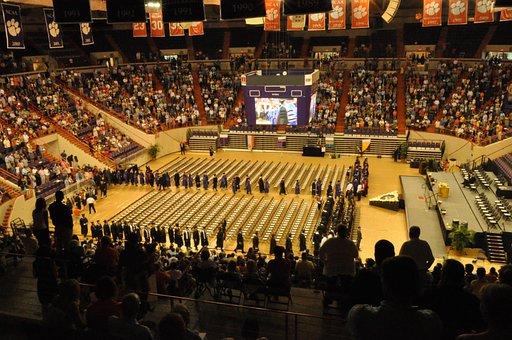 Graduation, Celebration, Ceremony, Education
