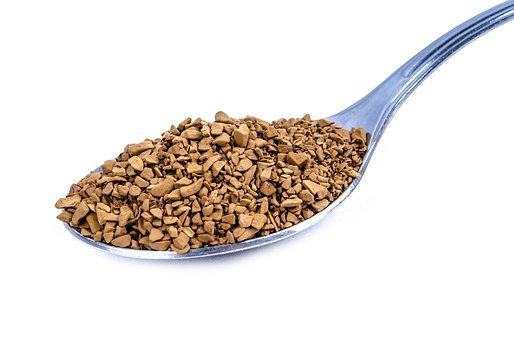 Instant, Spoon, Spoonful, Cacao, Teaspoon, Close-up