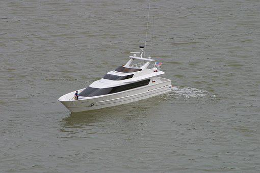 Modeling, Hobby, Boat, Toys, Sailing, Hunting