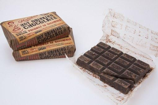 Cocoa, Cacao, Chocolate, Food, Eat, Colombia, Packaging