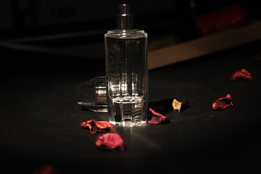 Still Life, Photography, Glass, Dark, Rose Petal