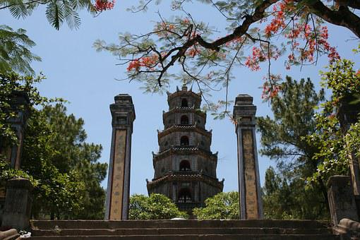 Pagoda, 1601, Buddhist Temple, Zen, Serenity