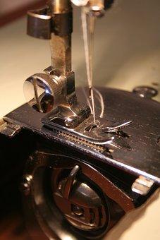 Sewing Machine, Sewing, Lockstitch, Bobbin Case, Bobbin