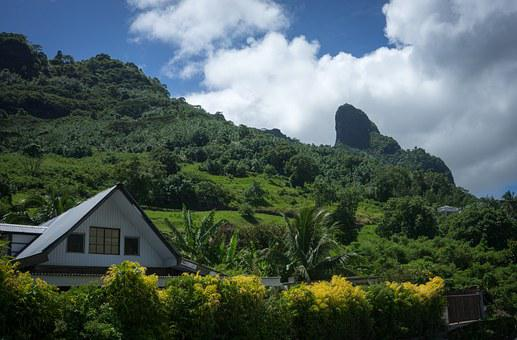 Moorea, French Polynesia, South Pacific, Tropical