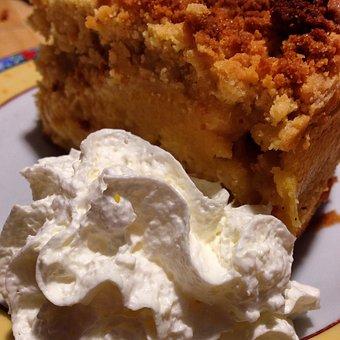 Cake, Cream, Dessert, Delicious, Sweet, Calories