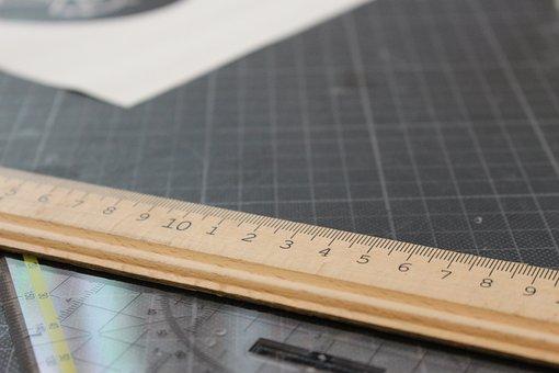 Tinker, Ruler, Work Surface, Work