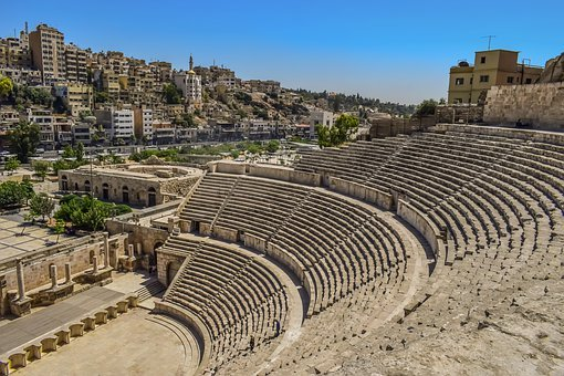 Roman Theatre, 2nd Century, Landmark, Architecture