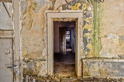 Lost Places, Architecture, Abandoned, Pforphoto, Ruin