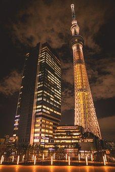 Architecture, Japan, Travel, Japanese, Tokyo, Building