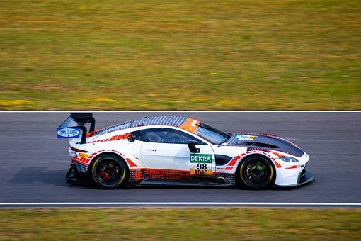 Aston Martin, Vantage, Gt3, Aston Martin Vantage Gt3