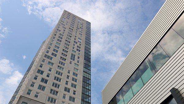 Netherlands, Eindhoven, Building, Architecture, Tower