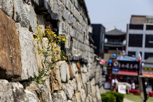 Paldalmun Gate, South Gate, Castle, Korea