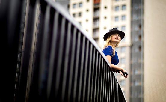 Fencing, City, City Park, The Urban Landscape, Stroll