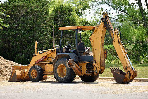 Loader, Equipment, Construction, Machinery, Digger