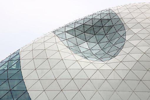 Netherlands, Eindhoven, Building, Architecture, Mall