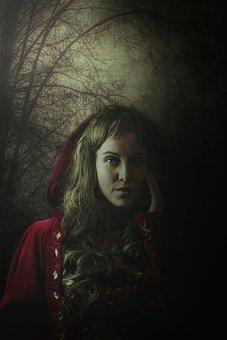 Fantasy, Portrait, Fantasy Portrait, Gothic, Dark